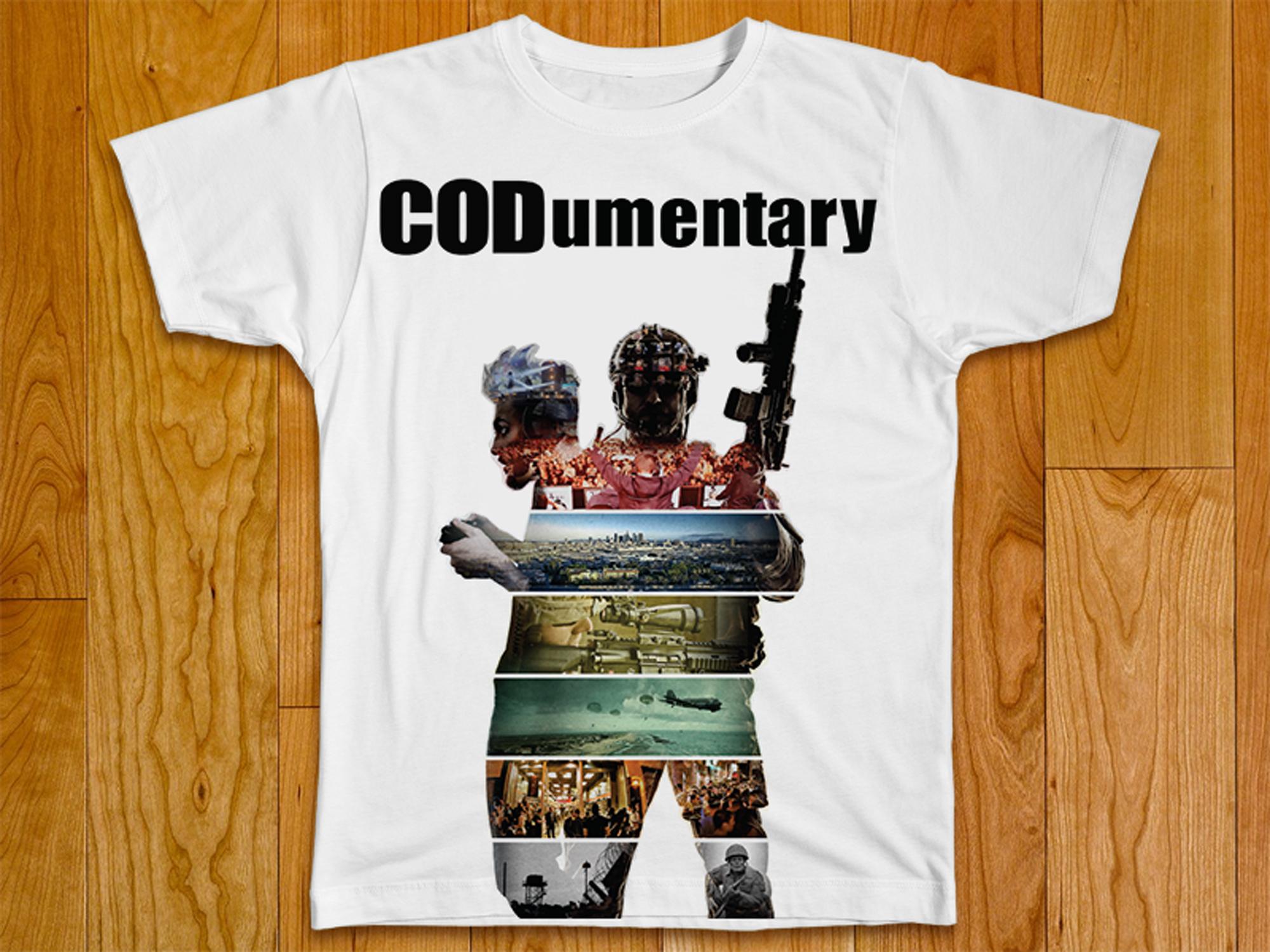 CODumentary_T_Shirt_white